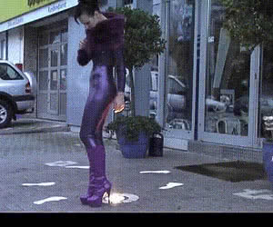 High Heels animated GIF