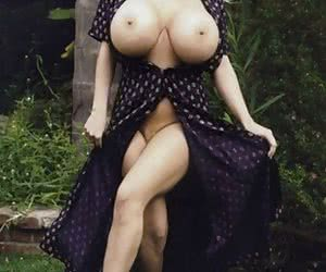 Category: unbelievable monster tits