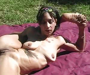 Flexible Mature Women