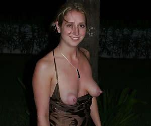 On tits mature saggy