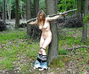 Outdoor Bondage