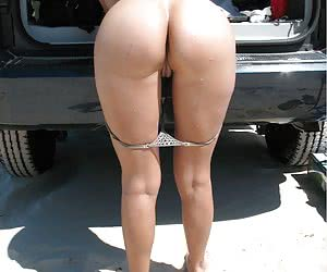 Category: pulled down panties