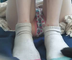 Socks And Feet
