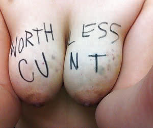 Worthless Cunts